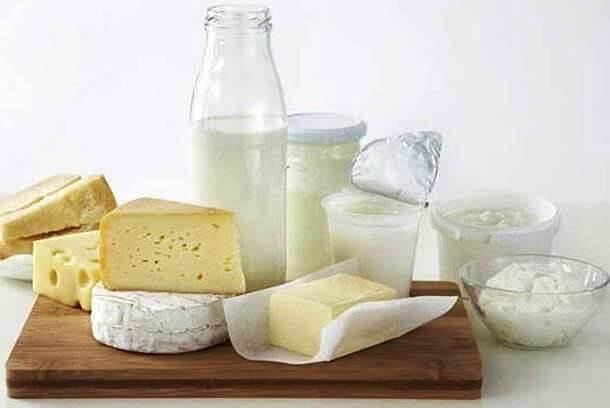 რძის ნაწარმი - ყველი, მაწონი, ხაჭო, ქარაქი, რძე