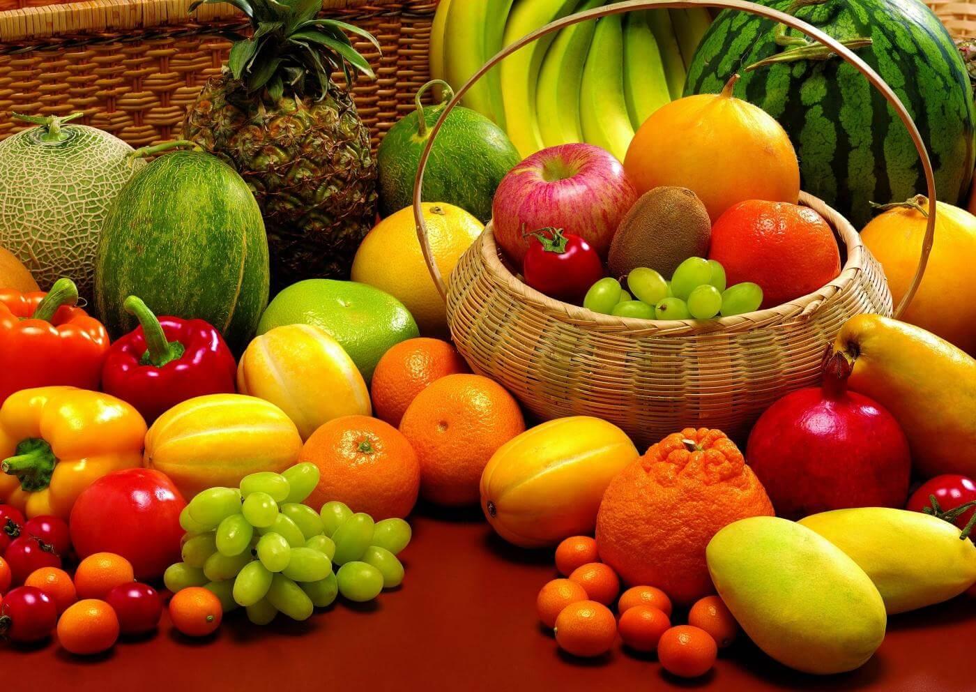 სეზონური ხილი - იმუნიტეტი