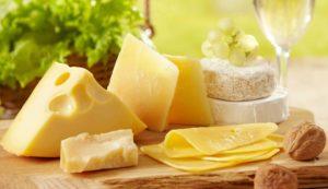 ყველი, ნიგოზი