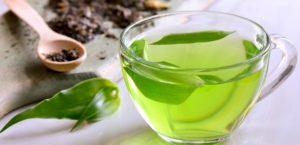 მწვანე ჩაი იცავს ემალს