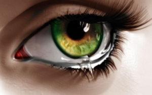 ცრემლები – ტკივილგამაყუჩებელი