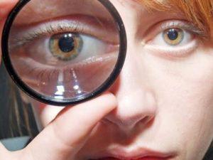 ძილის უკმარისობა მხედველობას აქვეითებს