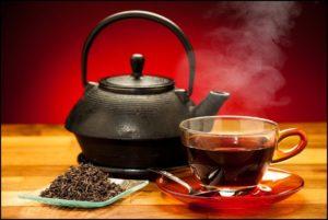შავი ჩაი მხნეობას შეგმატებთ