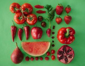 წითელი საკვები გულს უხდება