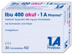 იბუ 400 – 1A Pharma / IBU 400 – 1A Pharma