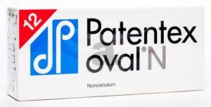 პატენტექს ოვალი (ნონოქსინოლ-9)