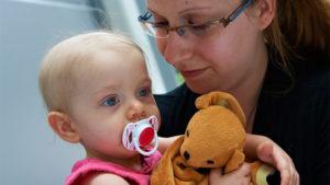 რაბდოიდური სიმსივნე – დაავადება, რომელიც 2 წლამდე ასაკის ბავშვებს ემართება